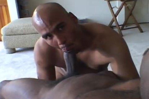 Infinity drills And sucks black gay lover