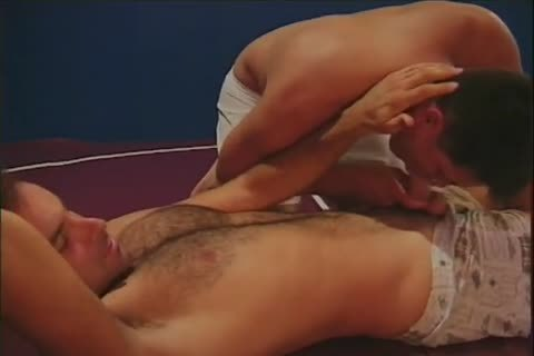 Mickey Russo And Jorge Milano undressped Wrestle