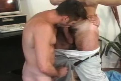 homosexual pooperhole stretchellong session