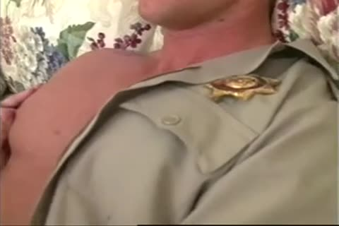 lustful cops sucking peckers