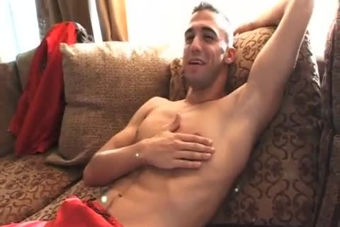 lustful stud Showers And enjoys Life
