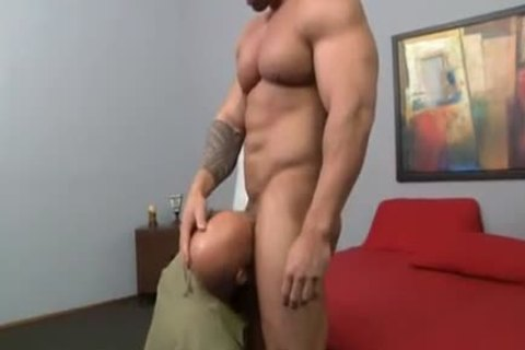 grand-dad fucks Muscle Hunk Zeb Atlas