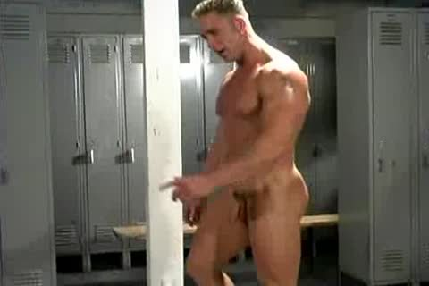 Billy Herrington Vs Mark Wolff
