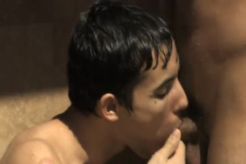Two Hunky mans asshole fuck furiously