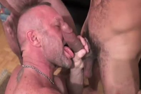 Antonio Biaggi, Chad Brock & Nick greater amounttti