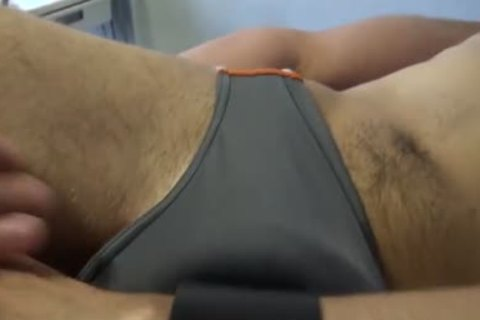 Soft Tender Edging And Denial Play In dirty Speedos. Touching, Stroking, Humping, enjoyable.