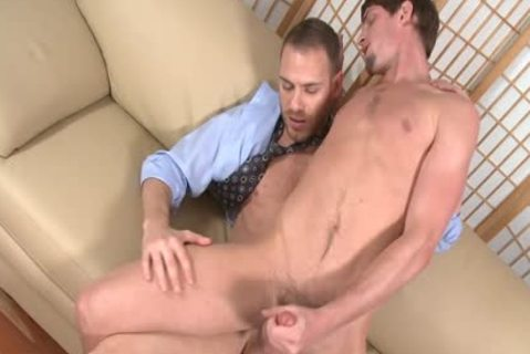 Tempting gay Gives oral stimulation-stimulation