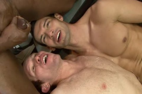 naughty dicks acquires banged By A dark homosexual