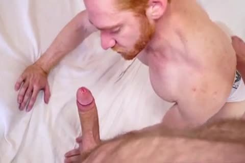 Ginger lad loves Being pounded
