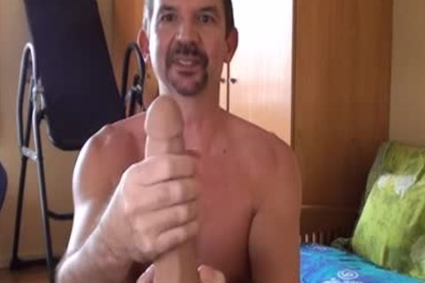 This Is The 2nd video To Show My new dildos I Bought latterly.  I Show The Different Versions Of The bare Dawg I Have And The new bare Pup.  Then I Show My new Tommy Defendi fake penis, Compare It To My Brent Everett fake penis And Then shove The bar
