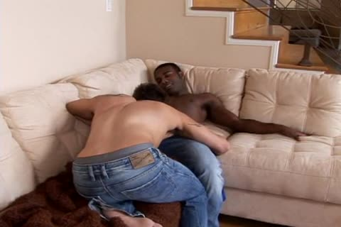 Blake & Christopher Interracial fucking
