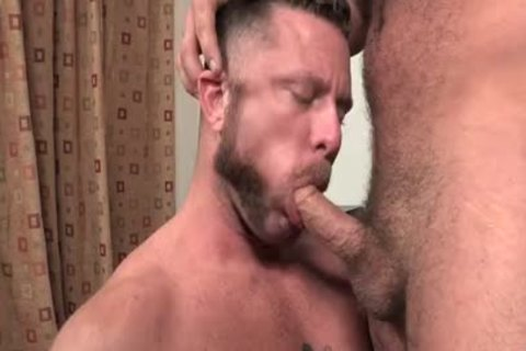 CockSureMen -  Scotty Rage Barebacks Char