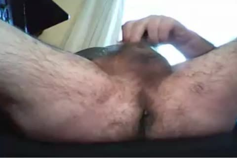 grand-dad Play With fake penis And cum