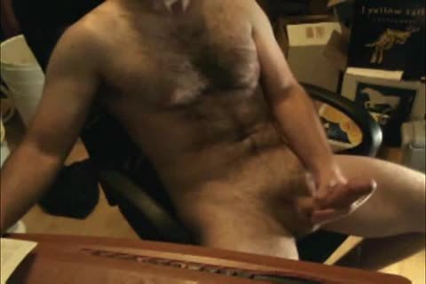hairy males sperm Blasts - Part two