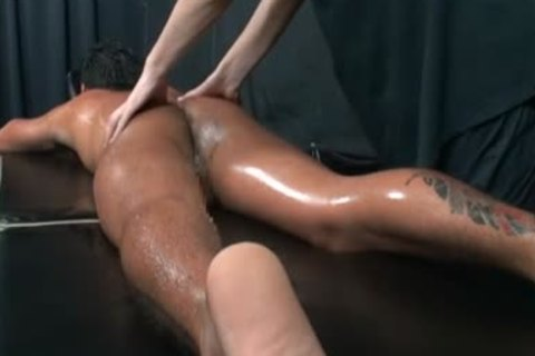 gay Massage  cum