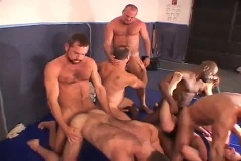 Daddy's BB group fuckfest