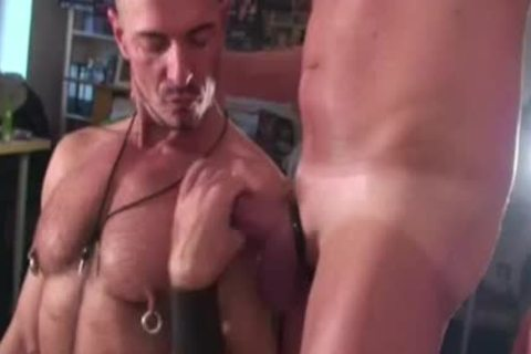 A Hunk was not quite In Shock At The Amount Of Rear Worship