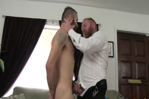 Ethan Palmer offers His anal To Dalton Hawg As A Payment