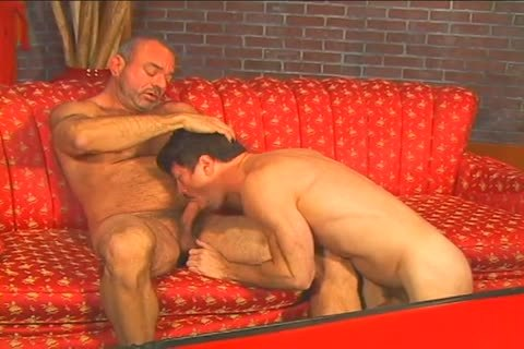 moist homosexual guy Muscle Mike bangs Patrick Ives