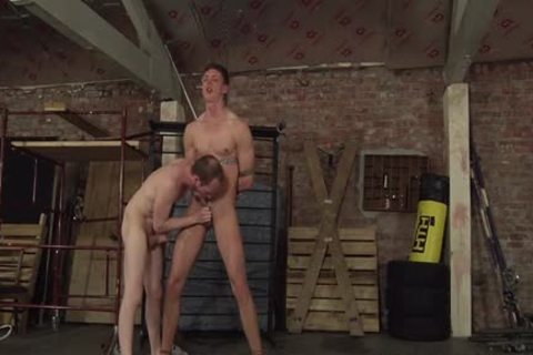 Sean Taylor Teaching Billy A Harsh wazoo Lesson In Dungeon