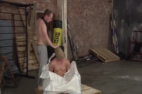 Sean Taylor Teaching Billy A Harsh booty Lesson In Dungeon HD dirt Flicks - SpankBang