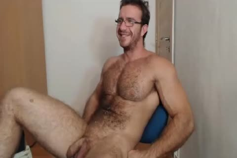 [web camera] Bigdudex A horny bushy Daddy Shows wazoo And