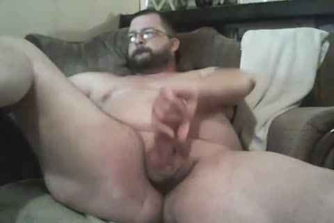 chubby Lad Jacking Off