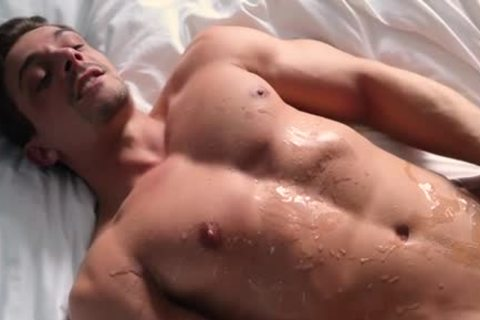large penis homo anal job With ball cream flow