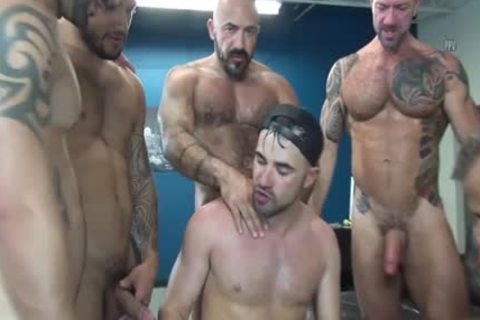Latin jock double penetration And ball batter flow