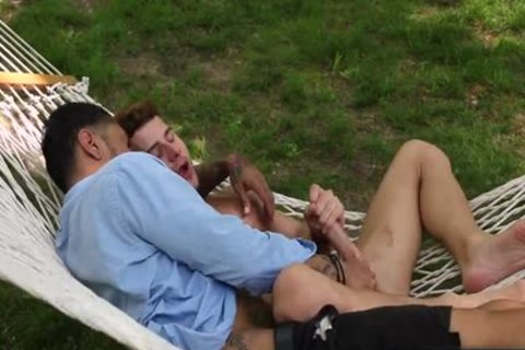 Hispanic gay Starfish Sex Pork With cumshot - BoyFriendTVcom