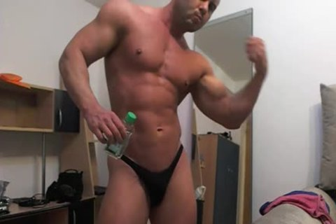 Muscle Chat Spy web camera Jerk