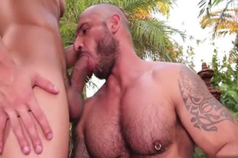 Latin Son Outdoor And semen flow