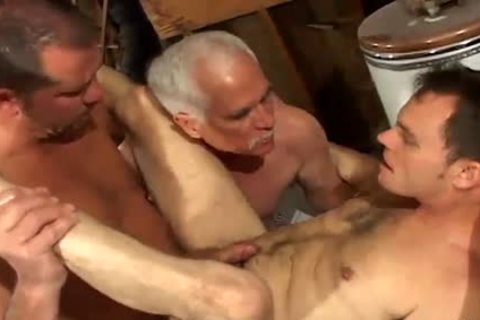 Michael Enjoys one greater quantity threesome