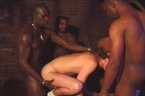 darksome Raven gang group-sex 2 - Part 1