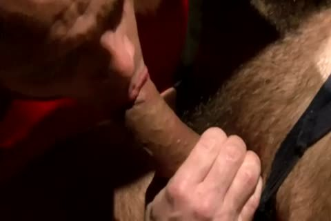 bare Muscle two - Scene three