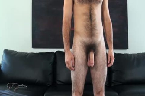 HD GayCastings - Josh hirsute ass Is plowed By The Casting Agent