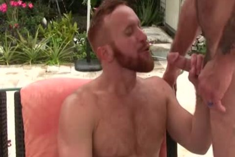 concupiscent hairy daddy bangs Ginger Sun - sperm sperm sperm