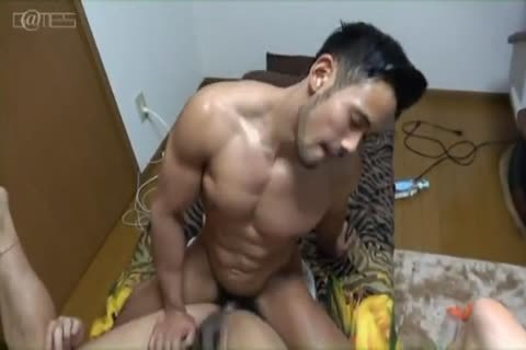 Jap Musclar guy Cumming two