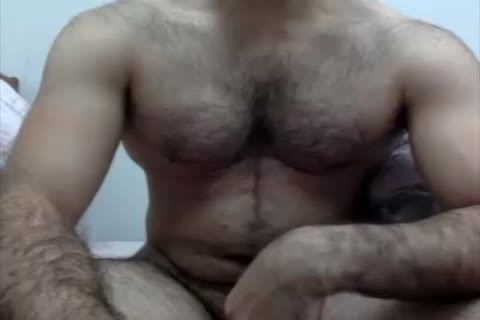 Iraqi wild Muscle best Face Cumshoot Ever