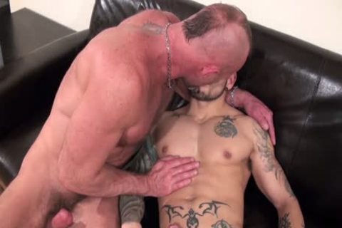 males Doing What males Do best; Pumping Each Other Full Of enjoyable Loads Of sperm