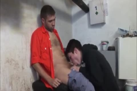 twink banged By Plumber For Being Late For Work.