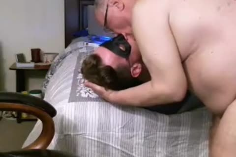 Grand-daddy And Younger On webcam