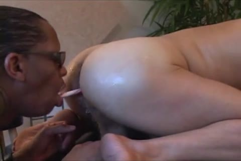 Interracial unprotected With horny cum Play
