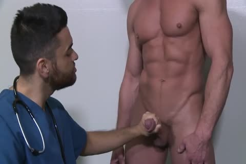 juvenile Doctor gets banged By A fine Muscle Daddy On His First Day..Jamesxxx7