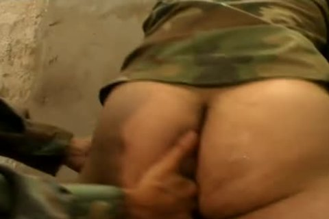 Military homosexual fuck