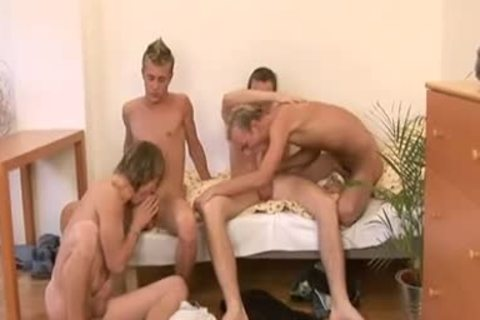 twinks orgy soaked in spurt