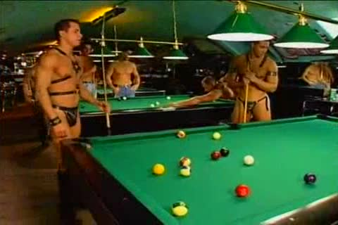 Around Pool Table