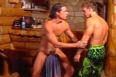 concupiscent Muscled Latin Hunks Sizzling horny weenie Riding meeting