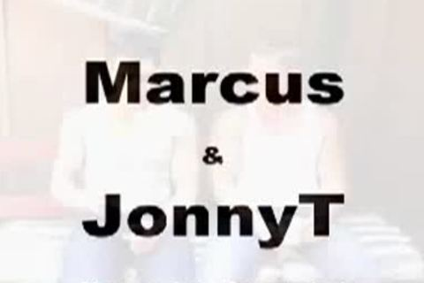 MARCUS pounded BY JOHNNY T