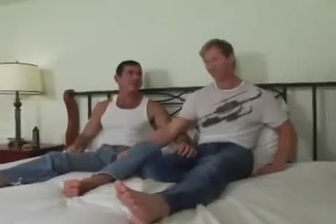 beautiful gay twinks Threeway arse hammering